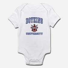 BOYKINS University Infant Bodysuit
