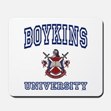 BOYKINS University Mousepad