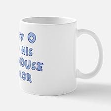 Crazy O and his Bunkhouse Humor Mug