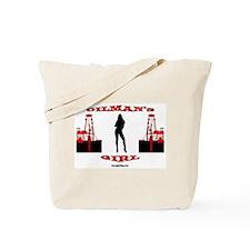 Oilman's Girl Tote Bag