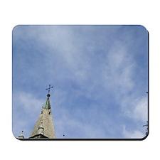 AOSTA: Cathedral Santa Maria Assunta (12 Mousepad