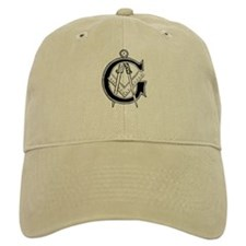 Masonic Design on a Baseball Cap