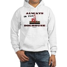In The Doghouse Jumper Hoody, Oil Patch