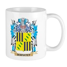 Durantet Coat of Arms - Family Crest Mugs