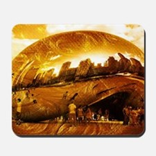 Chicago Gold Mousepad