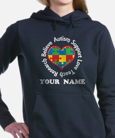 Autism Spectrum Awareness Personalized Sweatshirt