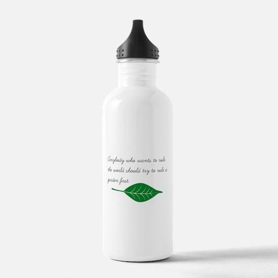 Cute Grower Water Bottle