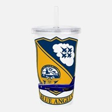 Unique Air force space command Acrylic Double-wall Tumbler
