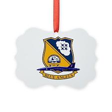 Unique Aircraft commander Ornament