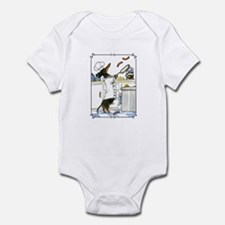 Unique Gourmet Infant Bodysuit