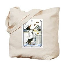 Cute Weiner dogs Tote Bag