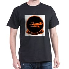 VF-114 Aardvarks Ash Grey T-Shirt