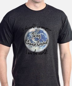 Crested World2 T-Shirt