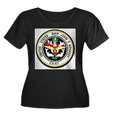 cv67.jpg Plus Size T-Shirt