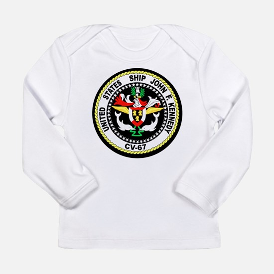 USS John F. Kennedy Long Sleeve T-Shirt