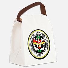 Cool John f kennedy Canvas Lunch Bag
