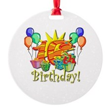 Sweet 16 Birthday Ornament