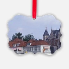 Canals and boat traffic, Holland, Ornament