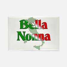 Bella Nonna Rectangle Magnet