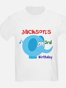 Elephant Birthday T-Shirt