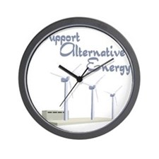 support alternative energy with windmills.png Wall