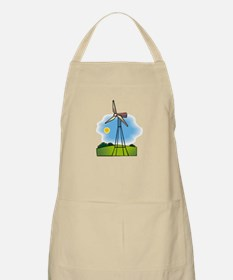 windmill in the country.png Apron