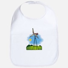 windmill in the country.png Bib
