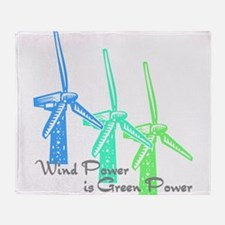 wind power is green power with 3 windmills.png Thr