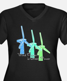 wind power is green power with 3 windmills.png Plu