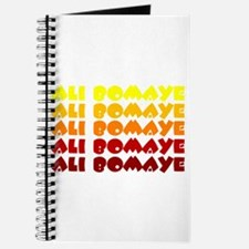Ali Bomaye Journal