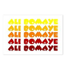 Ali Bomaye Postcards (Package of 8)