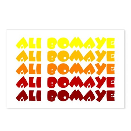 Ali Bomaye Postcards (Package of 8)