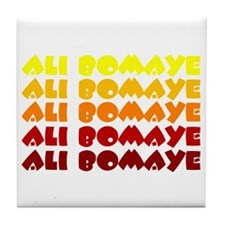 Ali Bomaye Tile Coaster