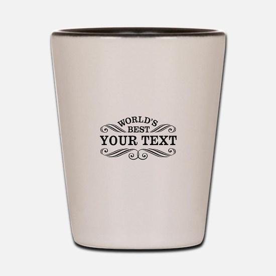 Universal Gift Shot Glass