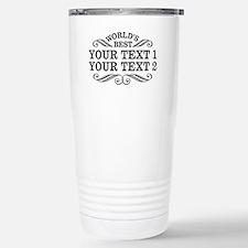 Universal Gift Personal Travel Mug