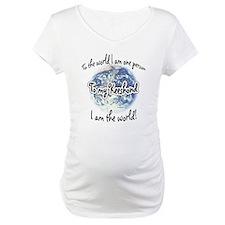 Keeshond World2 Shirt