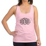 Worlds best Womens Racerback Tanktop