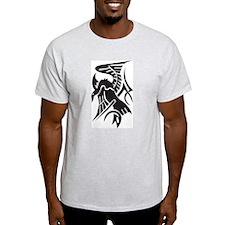 Tattoo Eagle T-Shirt