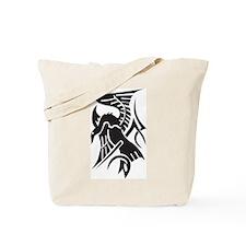Tattoo Eagle Tote Bag