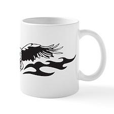 Tribal Eagle Tattoo Mug