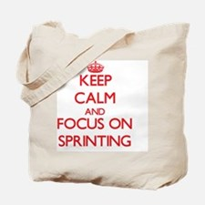 Cute Keep calm scoot on Tote Bag