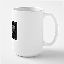 USS Iowa Christmas Mug