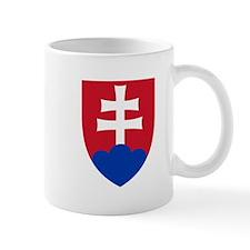 Slovakia Small Mug
