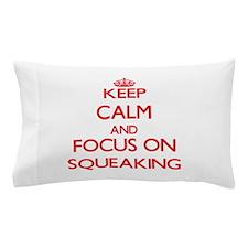Cute Keep calm and sing Pillow Case