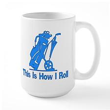 Golfing Dad Mug