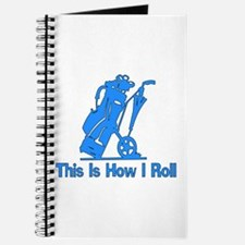 Golfing Dad Journal