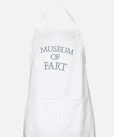 Museum of Fart BBQ Apron