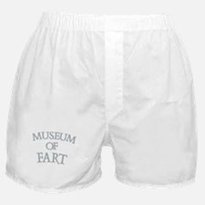 Museum of Fart Boxer Shorts