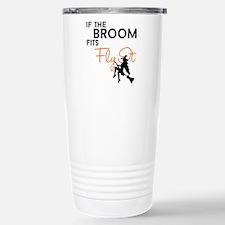 Fly It Travel Mug