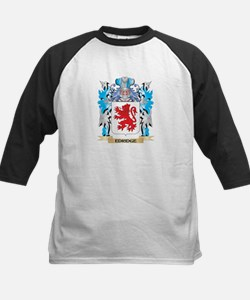 Edsel Coat of Arms - Family Crest Baseball Jersey
